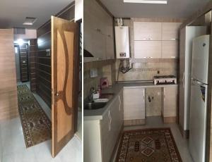 آپارتمان کرایه ای دو خوابه  اصفهان ،خیابان باغ دریاچه کد 42
